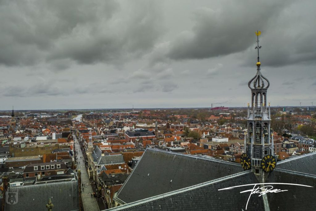 Grote kerk en binnenstad